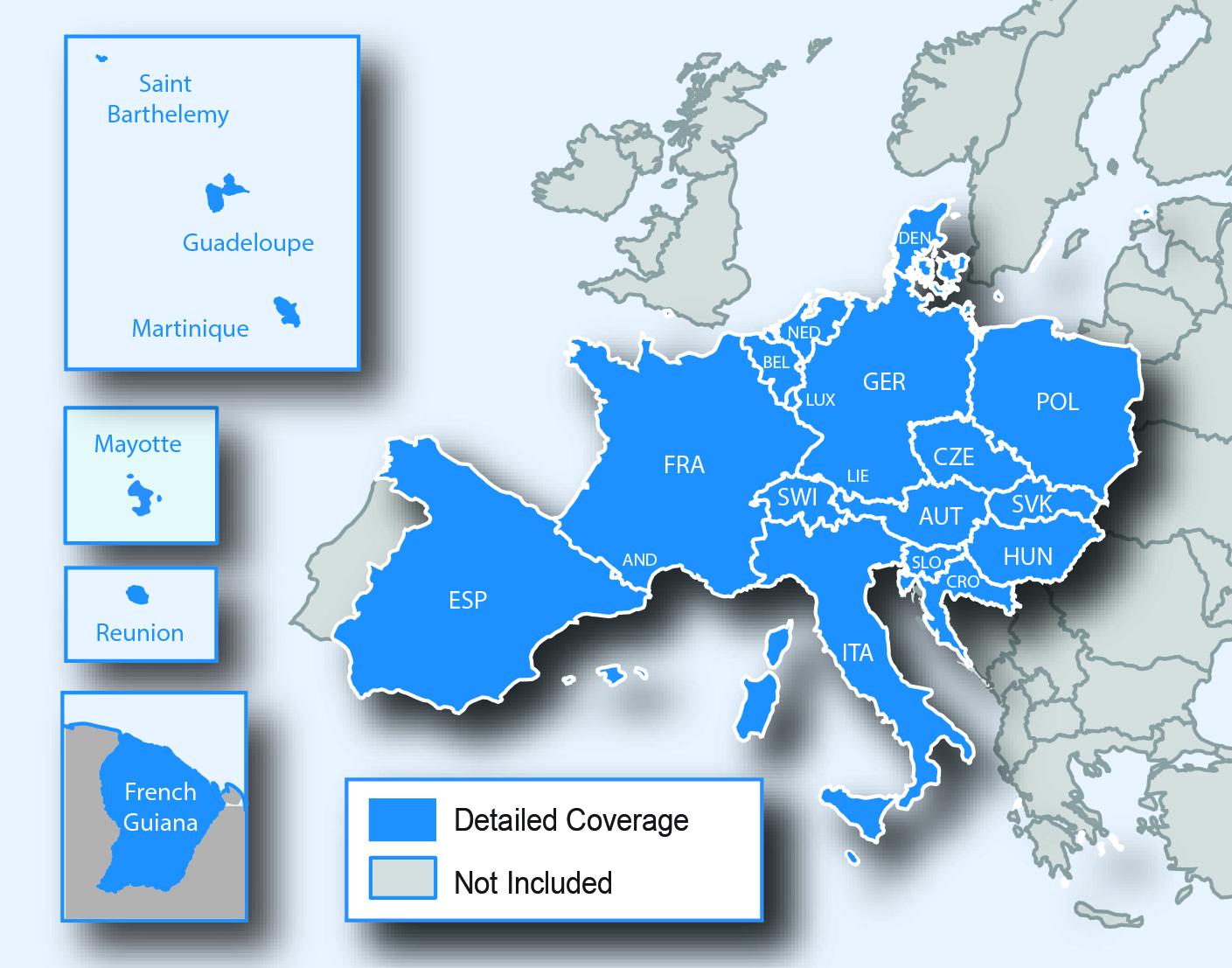 Preloaded Maps EnGB Garmin United Kingdom - Germany map for garmin