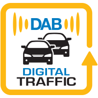 Garmin Digital Traffic via DAB-radio