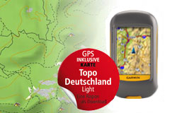 eTrex 20 Topo Deutschland Light