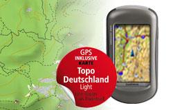 eTrex 20 Topo Deutschland Light