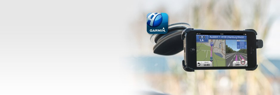 Garmin iPhone 5 Car Kit