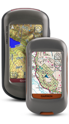 GPS portables tactiles