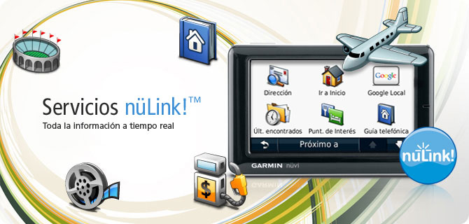 Services connectés nüLink!