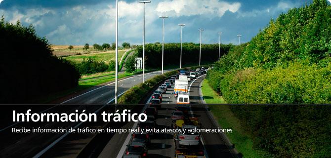 Servicio de información de tráfico GARMIN