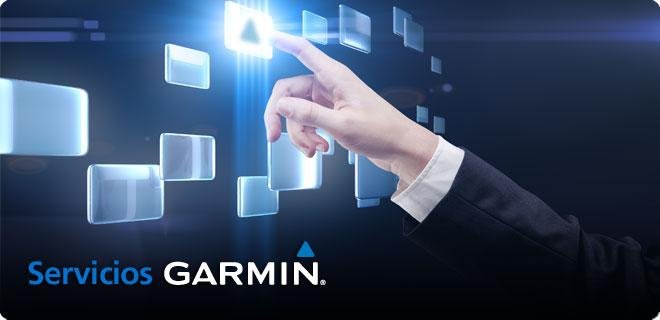 Servicios Garmin. Encuentra todos los servicios y utilidades exclusivas para potenciar tu GPS tanto en el coche, durante entrenos o al aire libre!