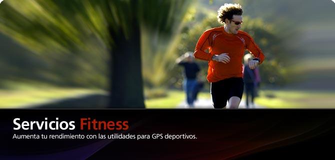 Servicios Fitness. Aumenta tu rendimiento con las utilidades para GPS deportivos