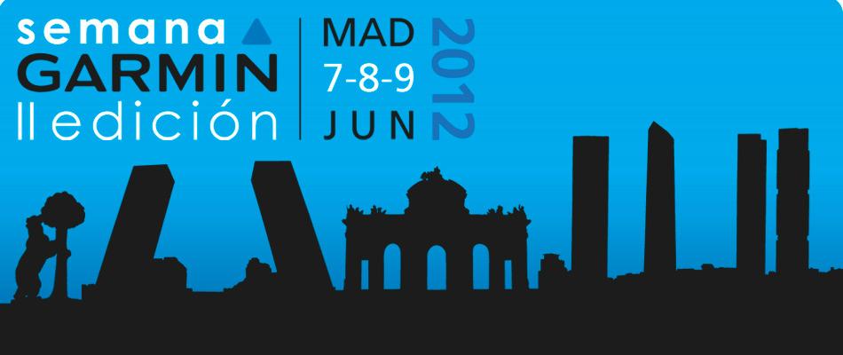 Semana Garmin 2012