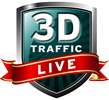 Logo Garmin 3D Traffic Live
