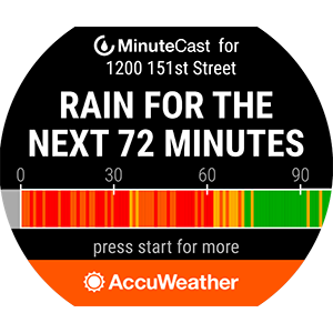 AccuWeather MinuteCast