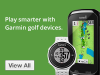 Play smarter with Garmin golf devices