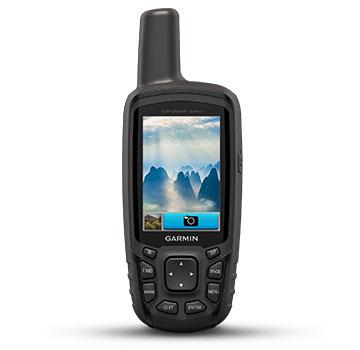 GPS Navegador Garmin Map 64sc 8
