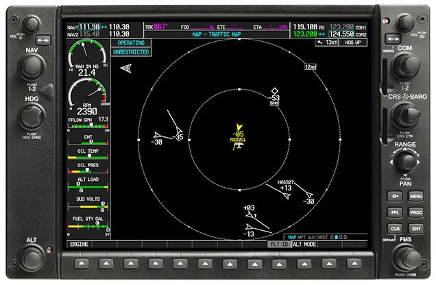 ADS-B for Your Integrated Flight Deck