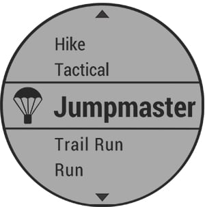 Garmin Tactix Jumpmaster