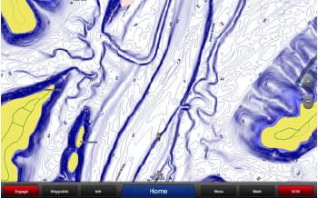 Preloaded LakeV? HD Maps