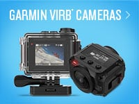 Garmin VIRB Cameras. Links to the VIRB Family Page.