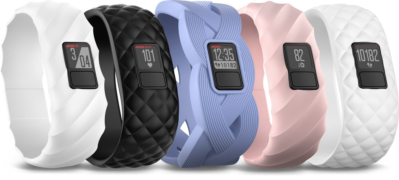 Vivofit 3 Activity Tracking Garmin Vivosmart Hr Medium Purple Vvofit Style Collection Bands