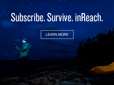 Subscribe. Survive. InReach