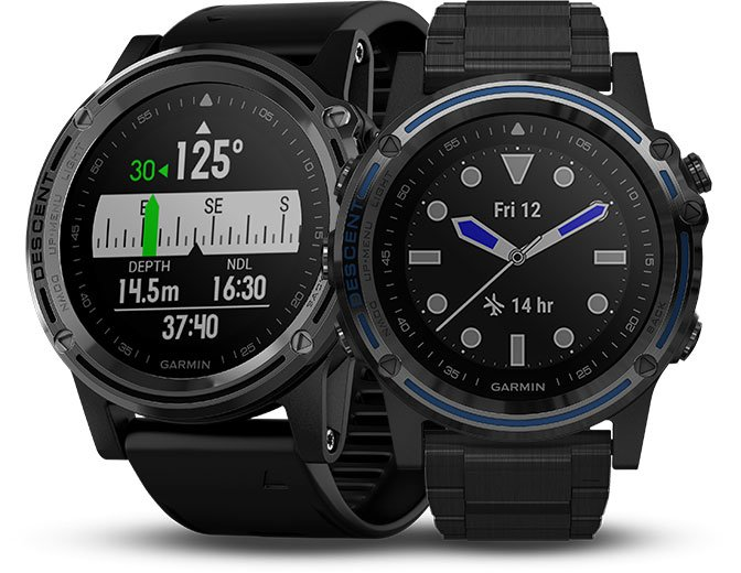 Garmin Descent Mk1 Titanium Dive computer, Dive watch, Lowest price garmin Premium Materials, Elegant Style