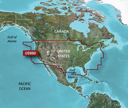 Gpsmap 7612xsv Marine Chartplotter W Chirp Sonar Garmin