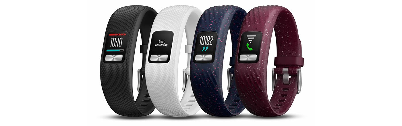 Vivofit 4 Activity Tracker Garmin