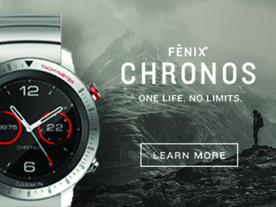 fenix Chronos - Learn More