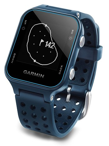 Garmin Approach S20 Golf GPS green view