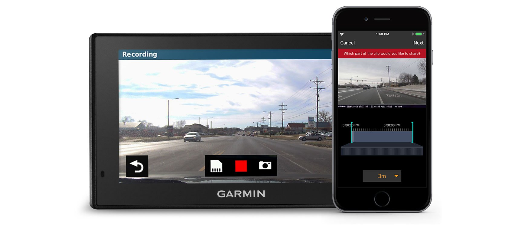 how to use garmin virb app
