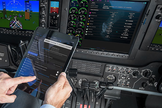 Connext Cockpit Connectivity