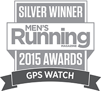 men's running GPS Watch award