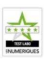 Test Labo Les Numériques